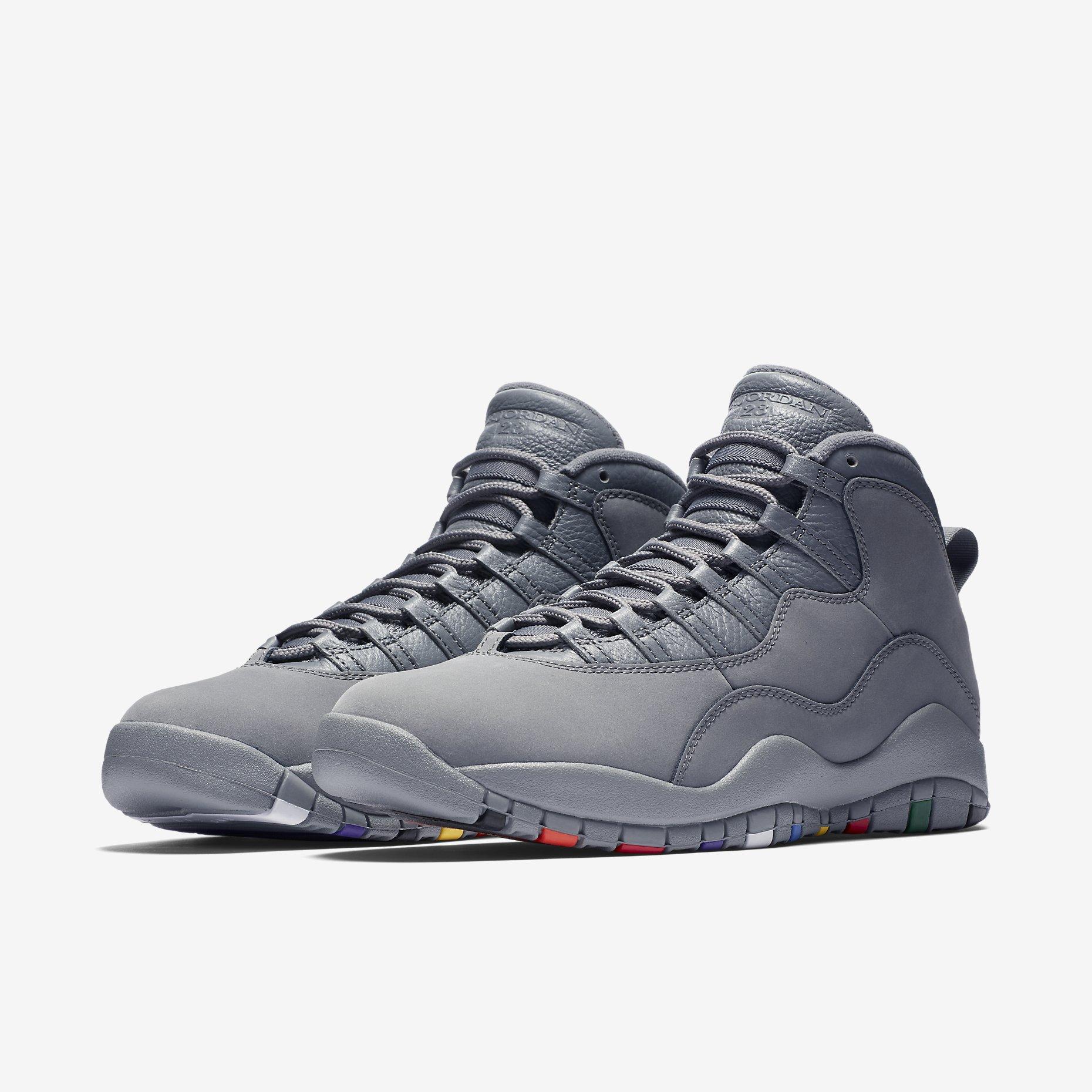 Air Jordan 9 Retro Cool Grey