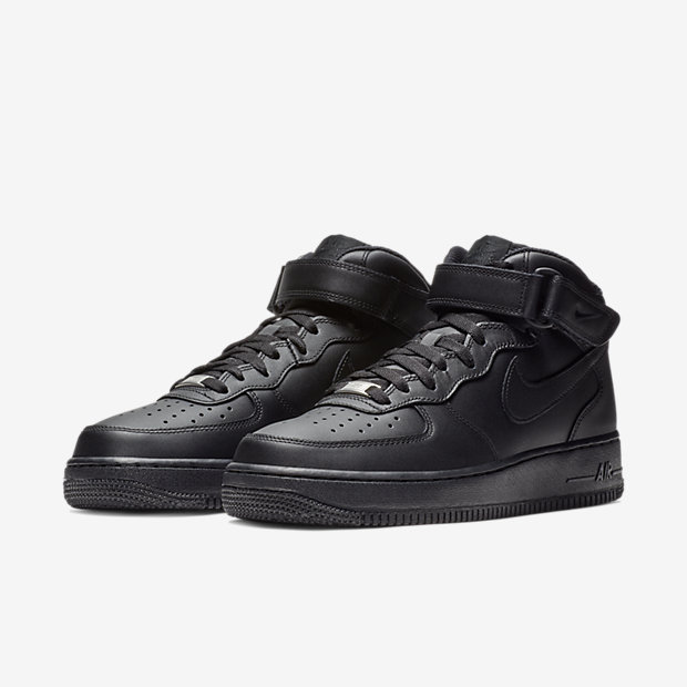 Nike Air Force 1 Lux Black/Clear Nikeblog
