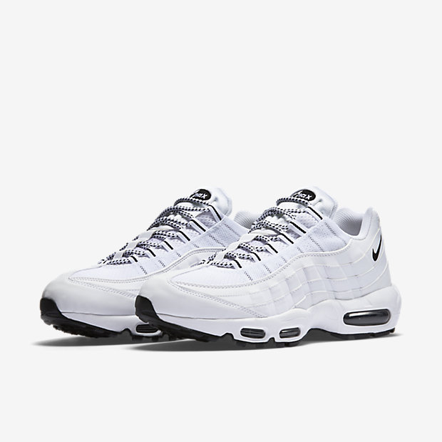 air max 95 triple white