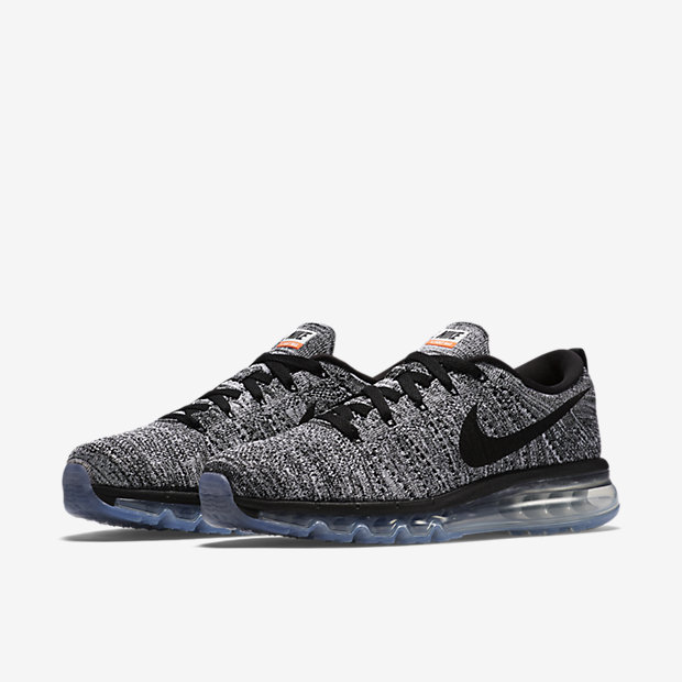 Amazon: Nike Men's Air VaporMax Flyknit Running Shoe (Black