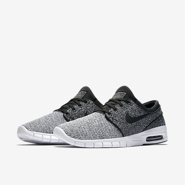 Nike Sb Stefan Janoski Max Grey