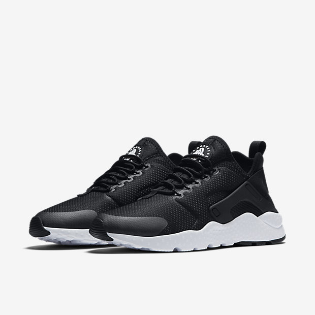 negro antracita calzado para mujer nike air huarache ultra. nike cl