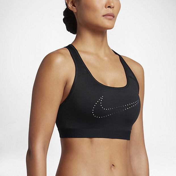 Nike Classic Cooling Women's Medium Impact Sports Bra. Nike.com