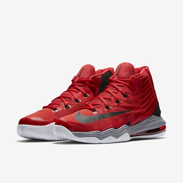 02a7ce0a6047fb ... nike air max audacity 2016 mens basketball shoe. nike uk ...