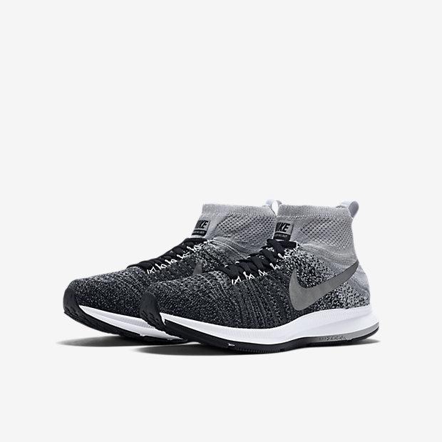 Nike Air Zoom Pegasus All Out Flyknit Older Kids Running Shoe. Nike.com AU