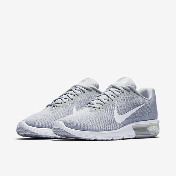 air max sequent 2 running shoe