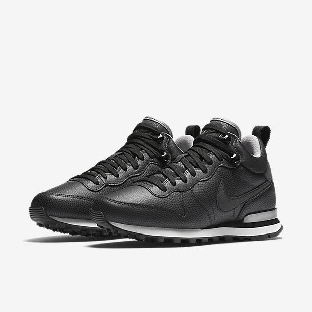 Nike Internationalist Mid Leather Women's Shoe. Nike.com
