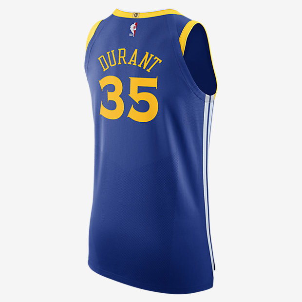 Kevin Durant Icon Edition Authentic Jersey (Golden State Warriors) Men\u0027s  Nike NBA Connected Jersey. Nike.com