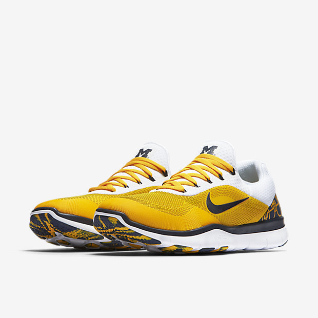 Nike Free Trainer V7 Week Zero (Michigan) Men's Training Shoe