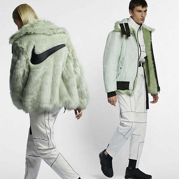 Sintético De Mujer Abrigo X Pelo Ambush Reversible Nike Es vCqYRx 39df9be25799