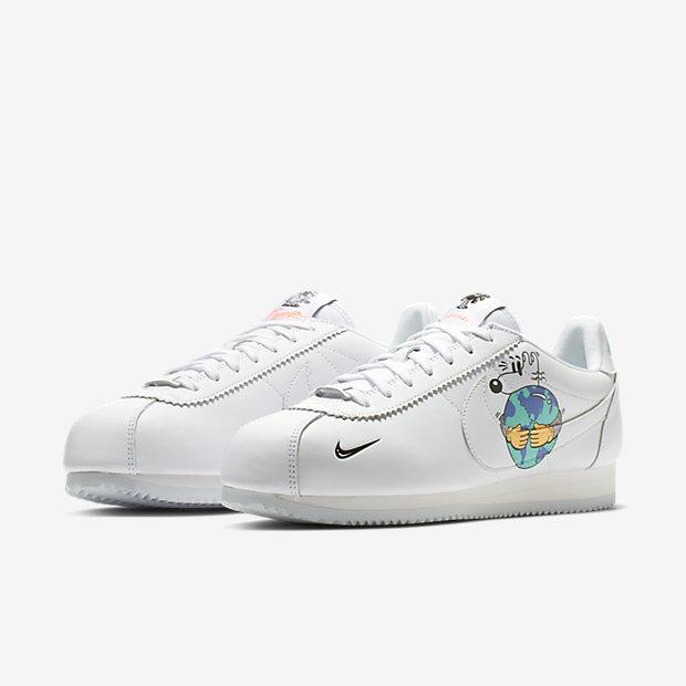 รองเท้า Nike 2019 | Nike Cortez QS Flyleather