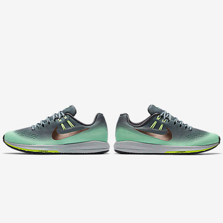 authentic nike zoom structure 20 kvinners gull 7bae2 53dbe