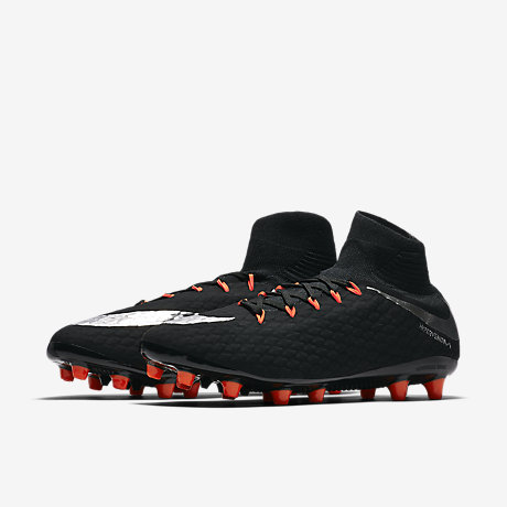 detailed pictures 4b59d 49a18 Nike Hypervenom Phatal 3 DF AG-PRO Artificial-Grass Football Boot. Nike.