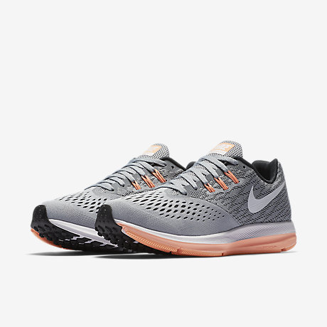 Nike Air Zoom Pegasus 33 Women's Running Shoes Pure