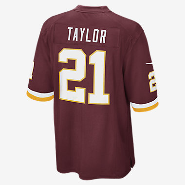 ... NFL Washington Redskins Game (Sean Taylor) Mens Football Jersey.  Nike.com Womens 21 Sean Taylor Limited Green Salute to Service ... f18554f59