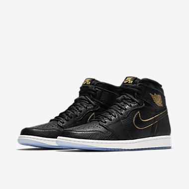 Tenis Nike Air Jordan 1 Blanc Rétro Haut
