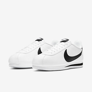 nike cortez womens shoe white