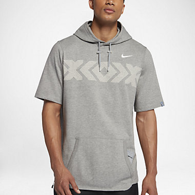 Nike Air Pivot N7 Men's Short Sleeve Hoodie. Nike.com