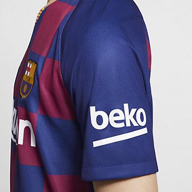 Football Fc Stadium 201920 Barcelona Home De Maillot XZukiP