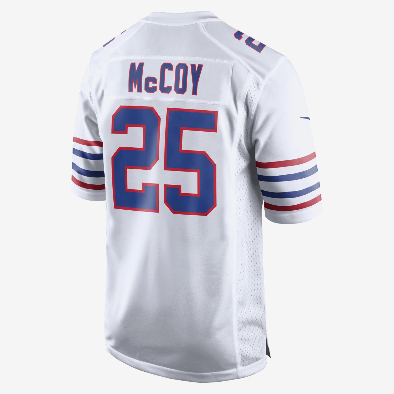 lesean mccoy jersey white