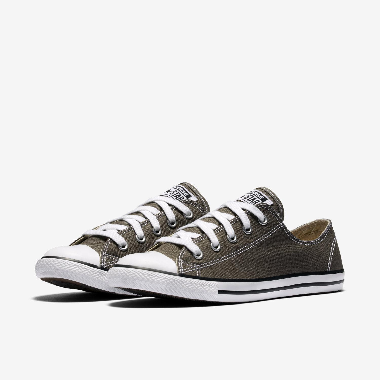 converse chuck taylor all star dainty low top women u0027s shoe nike com