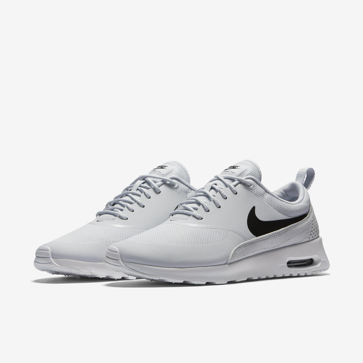 Nike W Air Max Thea Flyknit (Palm Green, White & Black) End
