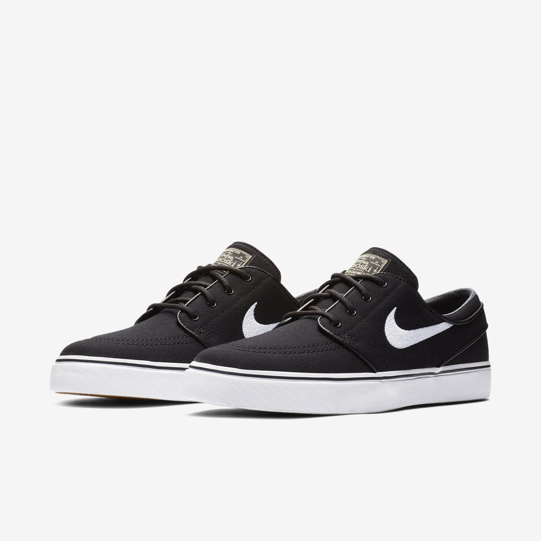 nike skate black