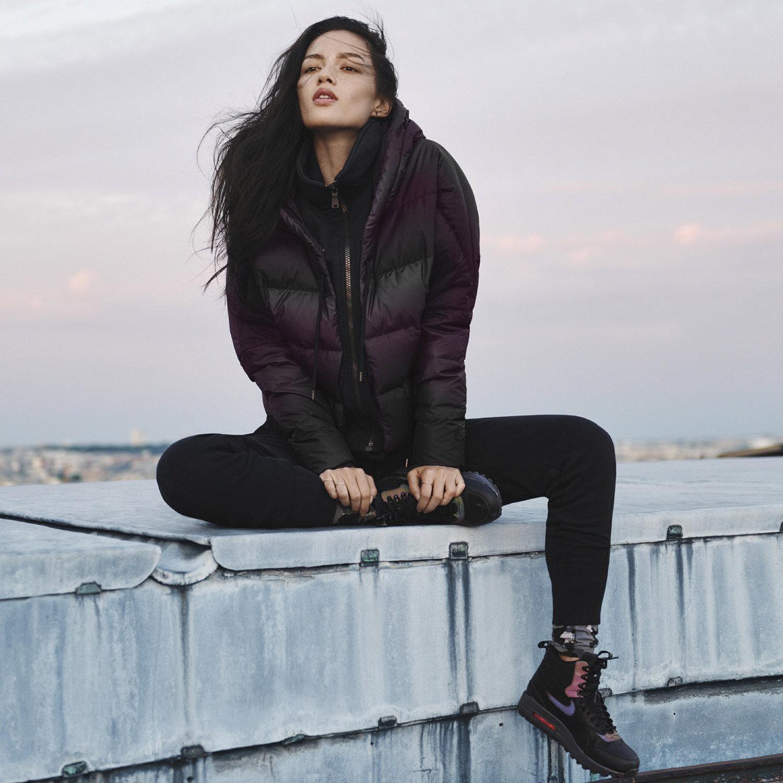 Cocoon jacket womens online