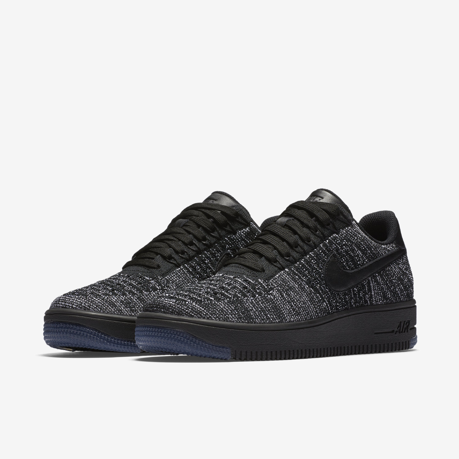 air force one mujer negro