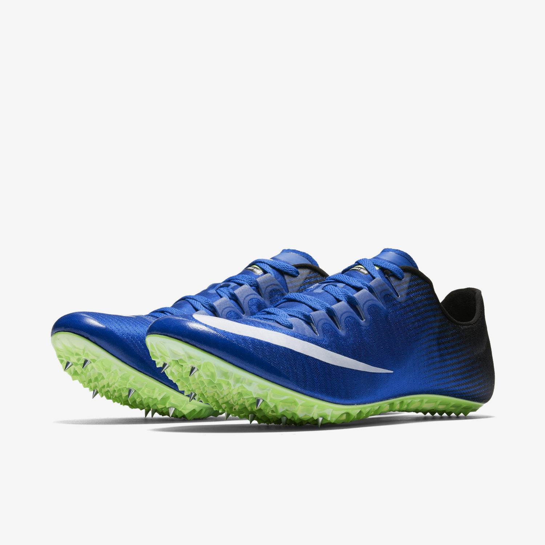 super popular 9848a 1f1e3 Homme   femme femme femme tout blanc nike sprint spikes chaussures Shopping  en ligne Nouveau style négociation e7cc17