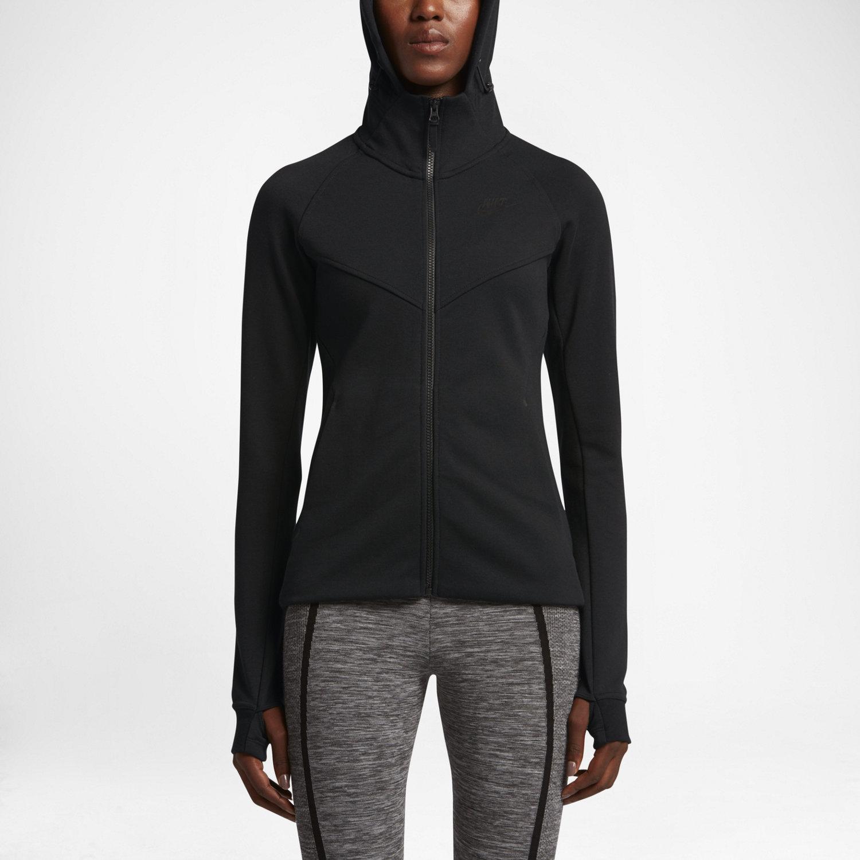 nike tech fleece hoodie womens online off73 discounts. Black Bedroom Furniture Sets. Home Design Ideas