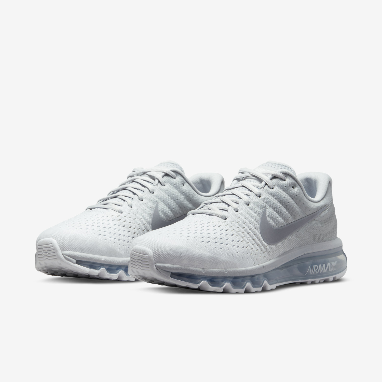 nike air max 2017 heren grey