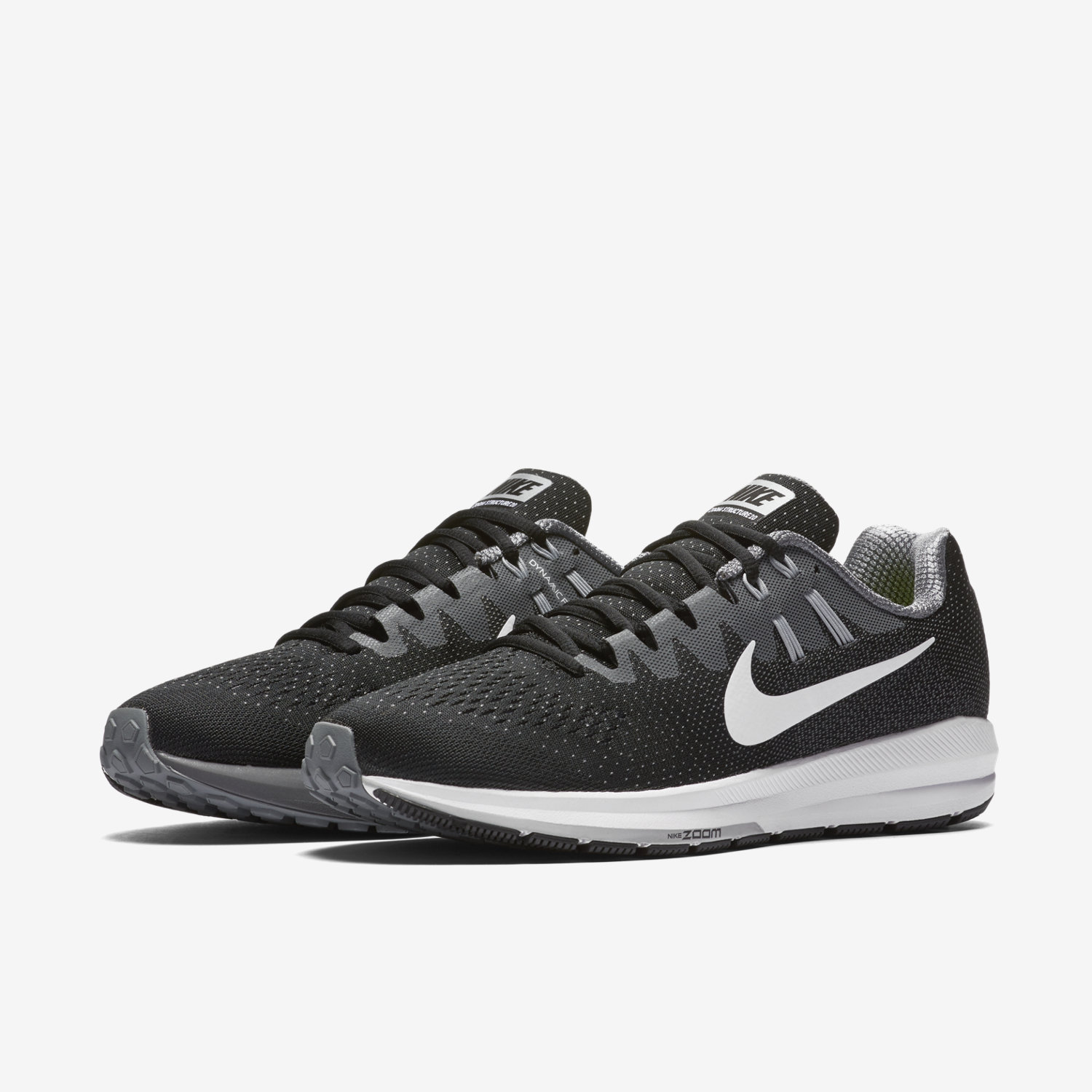 Nike Air Zoom Structure 20 Men's Running Shoe. Nike.com