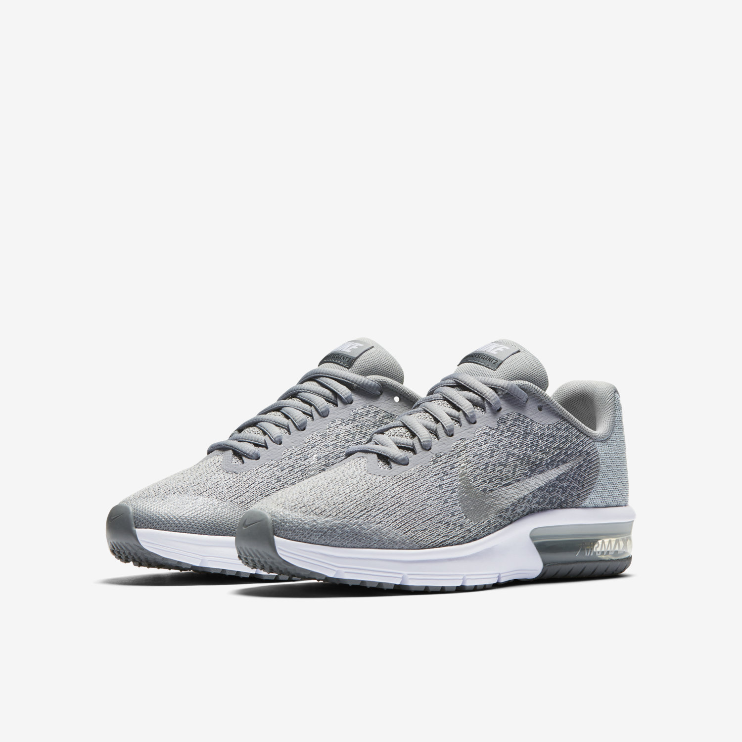detailing 0ae4e 03371 ... norway nike air max sequent 2 older kids running shoe. nike ae 38e31  87761