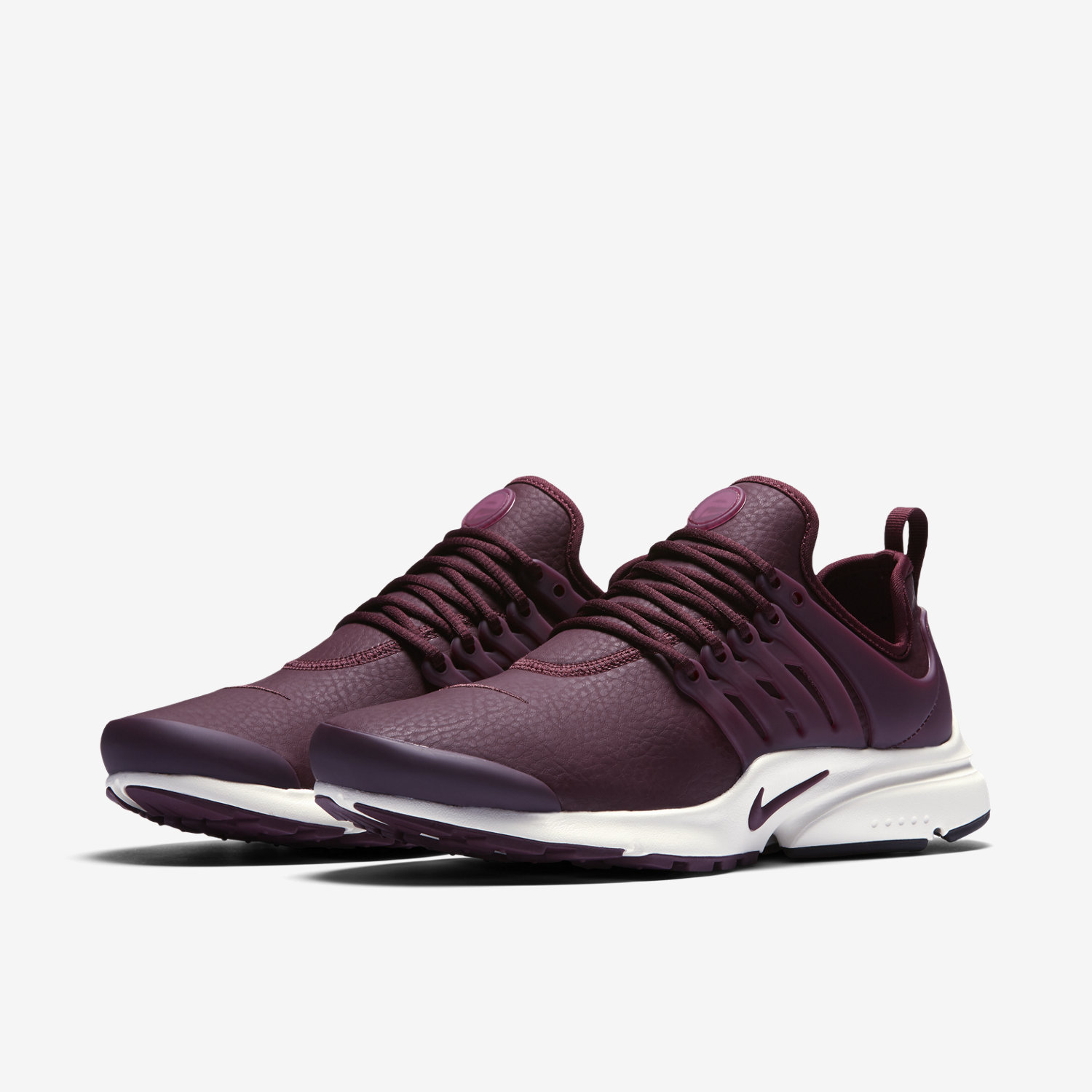 nike air presto mens all pink for