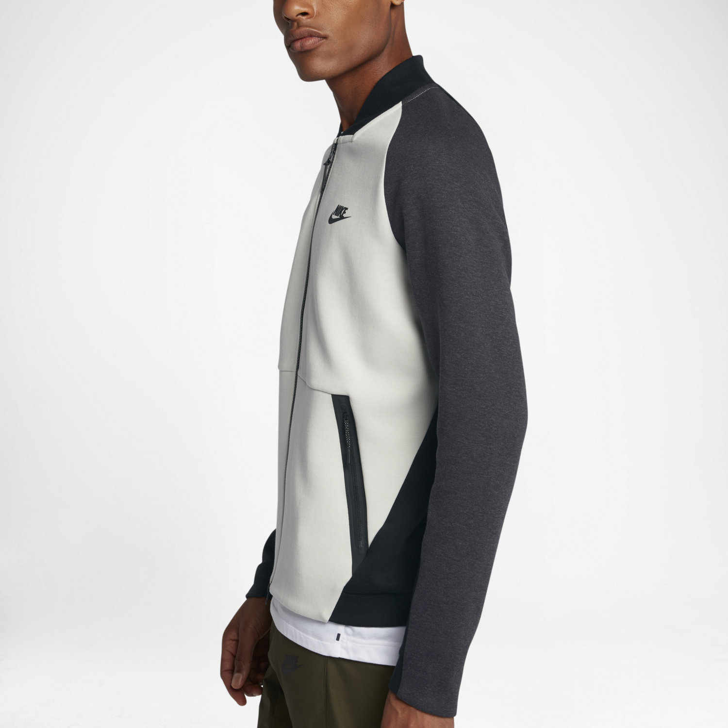 Nike Sportswear Tech Fleece Men's Varsity Jacket. Nike.com AU