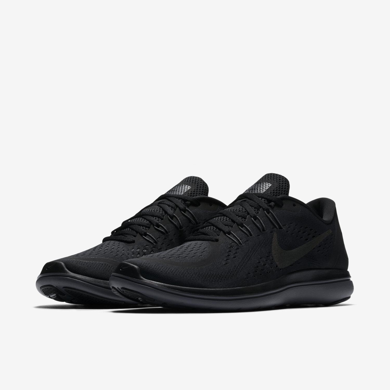 Nike Flex 2017 RN Herren Laufschuhe Schuhe Sneaker Turnschuhe Schwarz 898457 005
