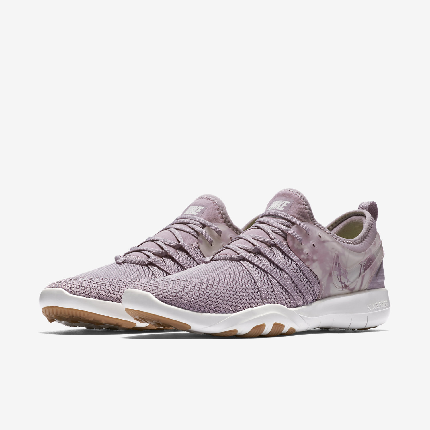 Nike Shoes In Blush