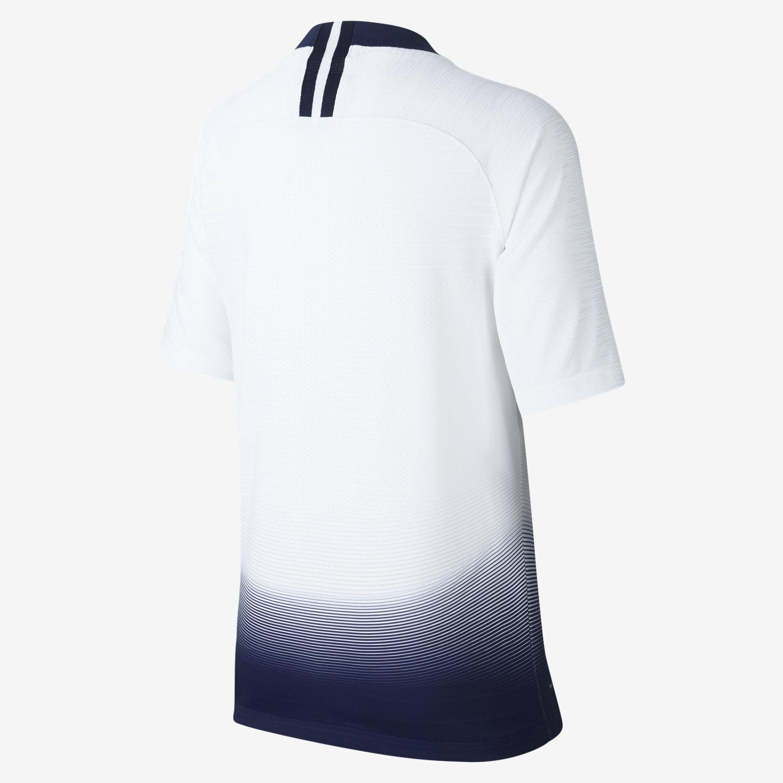e293d868161 2018 19 Tottenham Hotspur Vapor Match Home. Older Kids  Football Shirt120 €