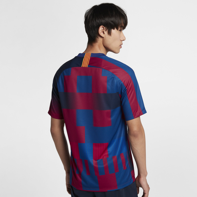 36eb9ab092d FC Barcelona 20th Anniversary Men's Shirt. Nike.com UK