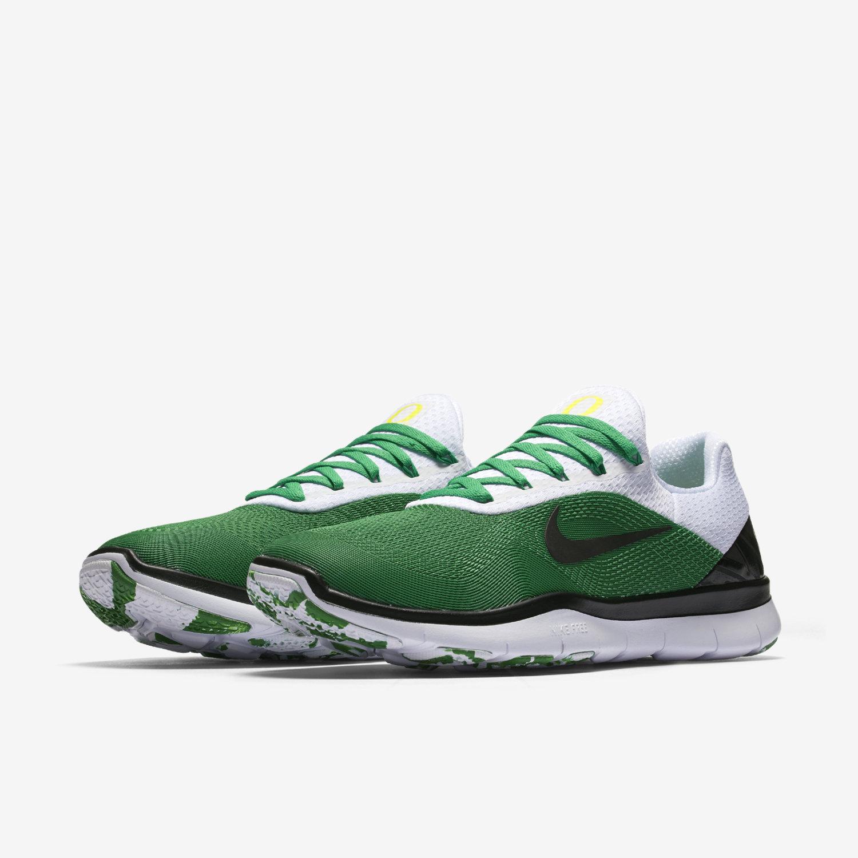 40a42385a19d Nike Free Trainer 5.0 Week Zero Ohio State Collection  Nike Free Trainer V7 Week  Zero (Oregon) Men s Training Shoe. Nike.com