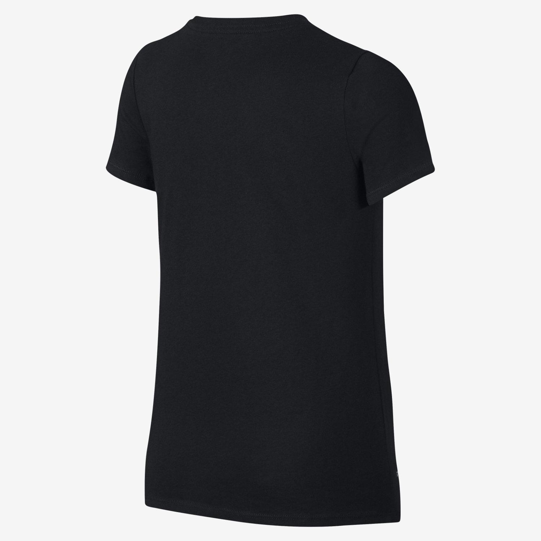 Girls Black Shirt Custom Shirt