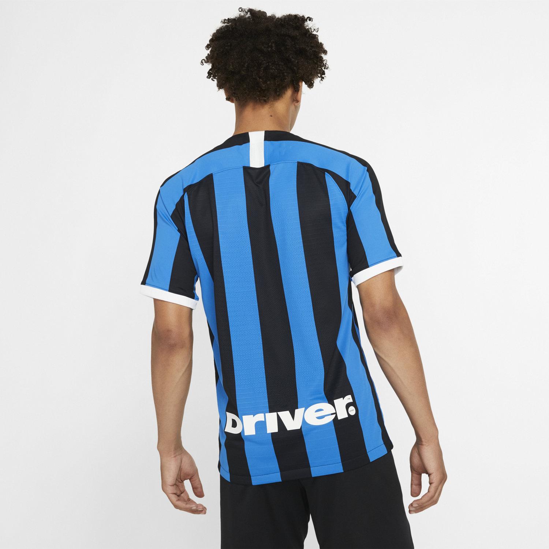 best service fb8bc 28e51 Inter Milan 2019/20 Vapor Match Home Men's Football Shirt