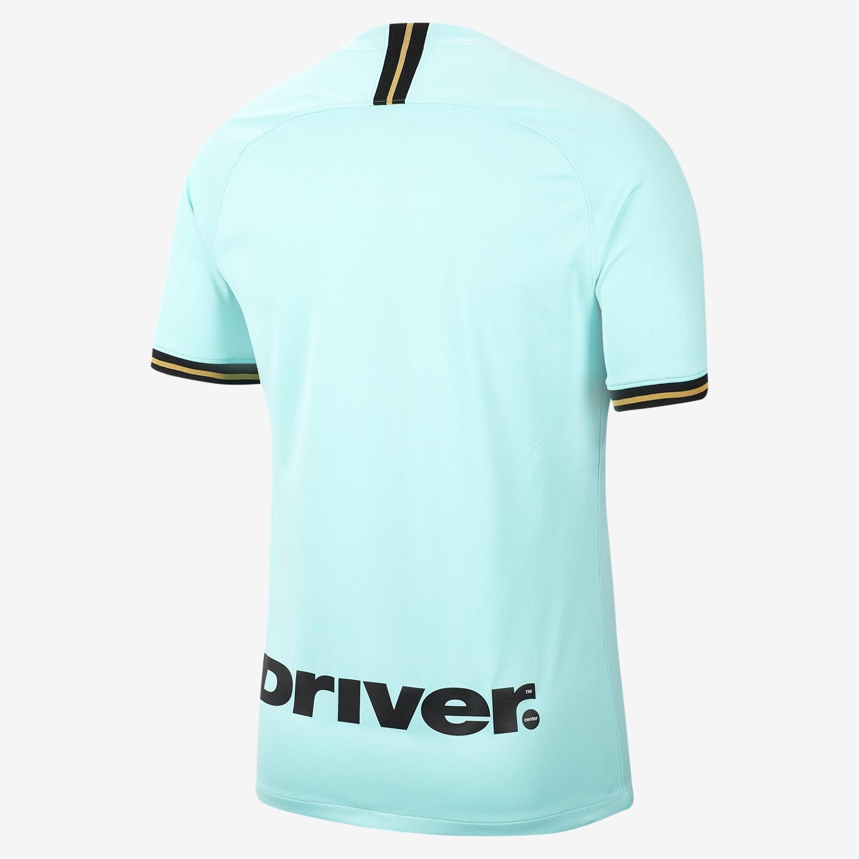 f1ba10d5cbb216 Męska wyjazdowa koszulka piłkarska Inter Milan Stadium 2019/20. Nike.com PL