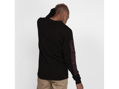 Converse One Star Brand Men's Long Sleeve T-Shirt. Nike.com