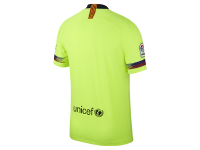 2018 19 FC Barcelona Stadium Away Camiseta de fútbol - Hombre. Nike.com ES 8ad8d6a5bee77