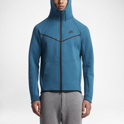 Nike Windrunner Bleu Sportswear Fleece Tech n0vOwm8N