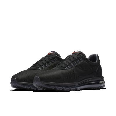 e34b42529d ... BLACK/BLACK-LT; Nike Air Max LD-Zero Unisex Shoe.
