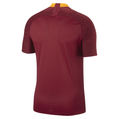 f01d646ec 2018 19 A.S. Roma Vapor Match Home Men s Football Shirt. Nike.com UK
