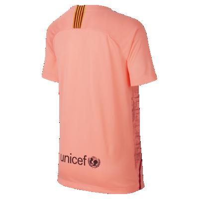 2018 19 FC Barcelona Stadium Third Camiseta de fútbol - Niño a. Nike.com ES 48578d1498203